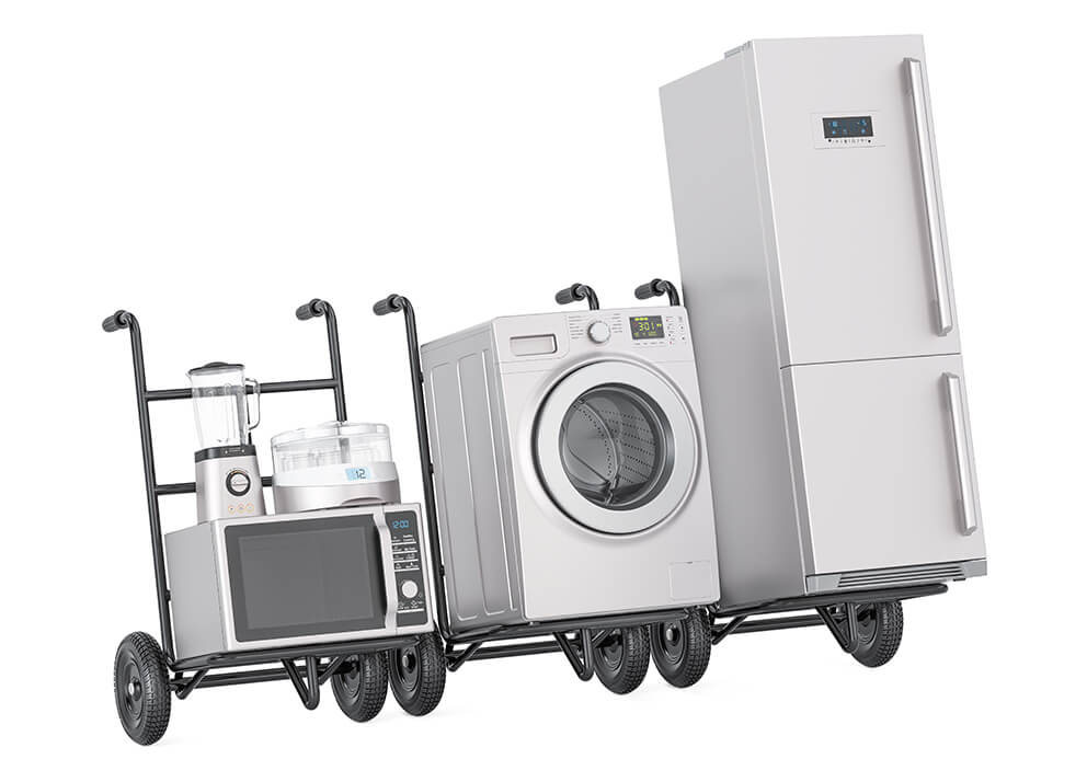 white-goods-collection-York
