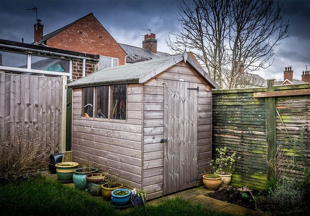 Garage-and-shed-Clearance-York-garden