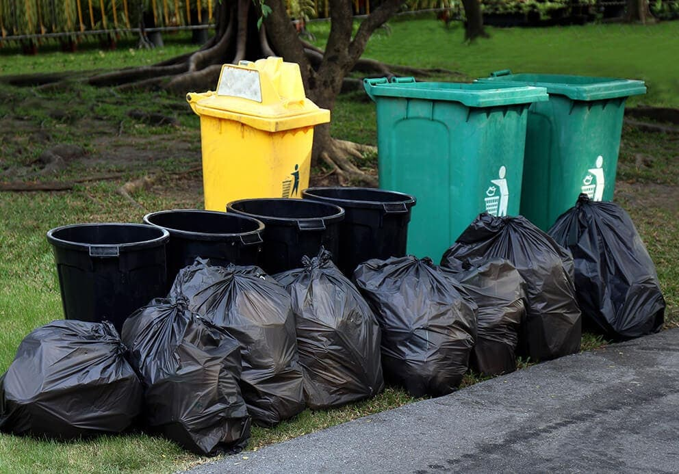 wait-and-load-rubbish-collection-York-bins