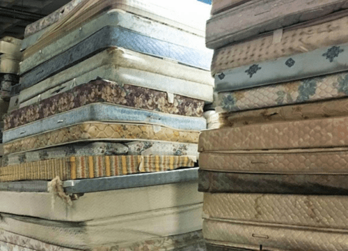 how-to-dispose-of-a-mattress-stack