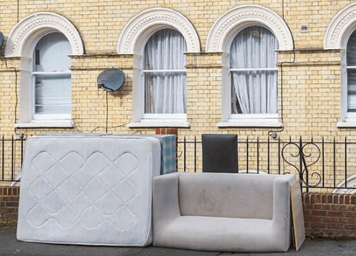 sofa-removal-Huntington-mattress